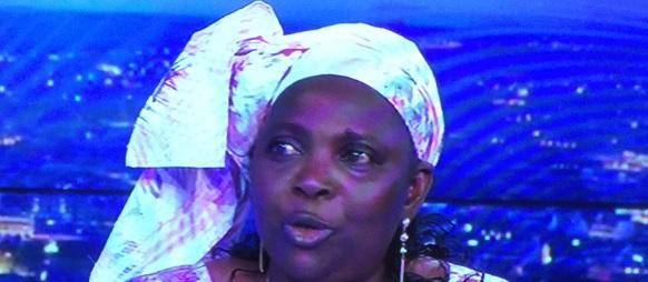 Madina Boum Daff, coordinatrice depuis 2000 de la lutte contre l'excision
