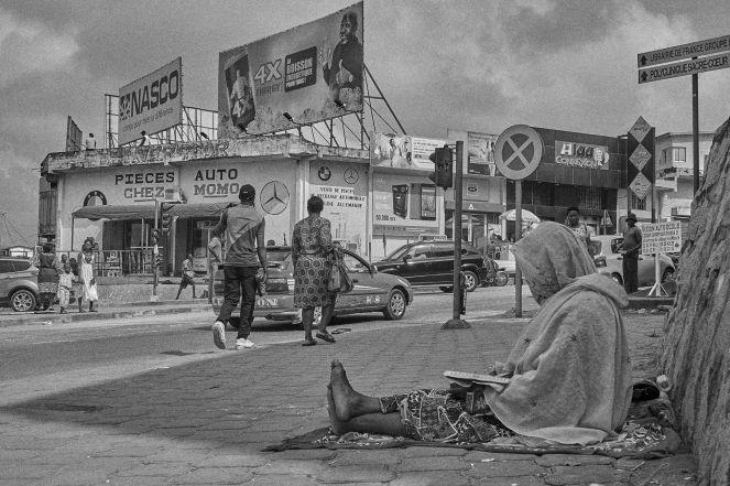 street, Abidjan