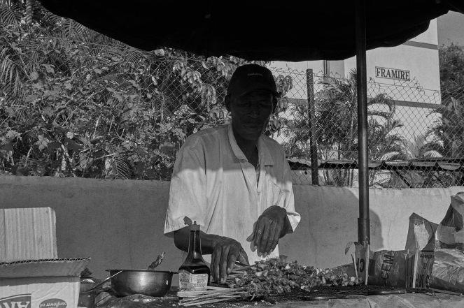 tonton cuisto, Abidjan